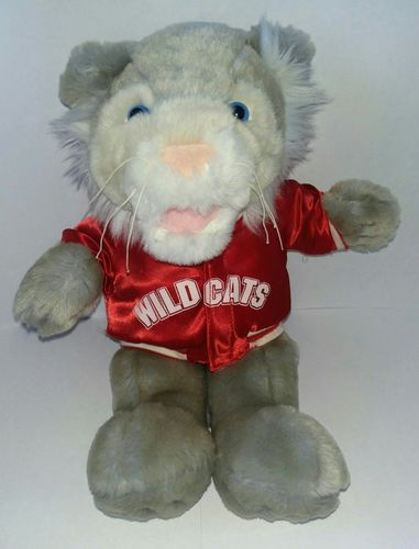 Disney's High School Musical on Tour Wildcats Mascotte