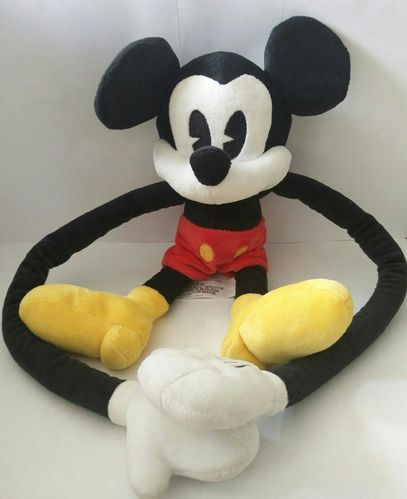 Mickey Mouse supergave knuffel met lange armen Disney Parks