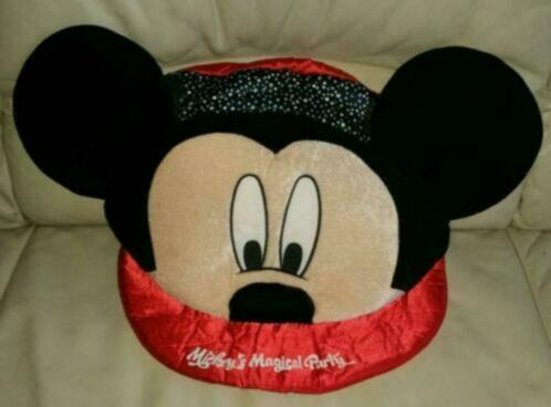 Mickey's Magical Party Disneyland Parijs knuffel hoed