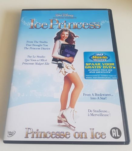 Walt Disney Ice Princess DVD